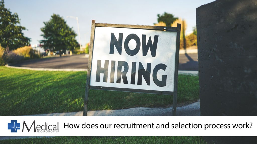 How does the recruitment process work