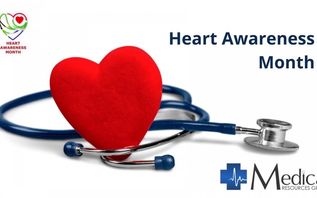 Heart Awareness Month - September 2020